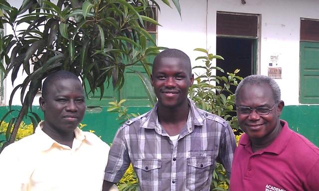 Pastor Cutsau, Jeremias, Pastor Papa